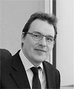 Portrait de Dimitri Pubellier, associé